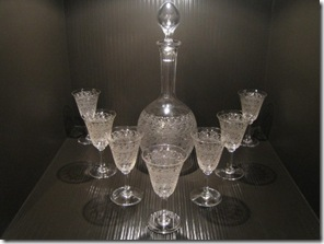 Antique Baccarat 1
