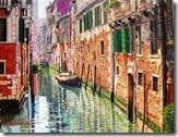 ノブハイハラ「A Boat on the Canal」